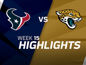 Texans vs. Jaguars highlights | Week 15