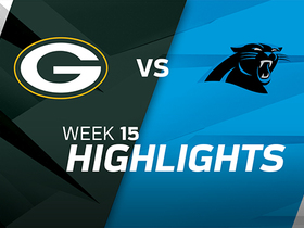 Packers vs. Panthers highlights | Week 15