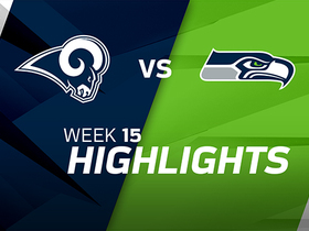 Rams vs. Seahawks highlights | Week 15