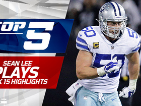 Top 5 Sean Lee plays | Week 15