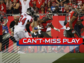 Can't-Miss Play: O.J. Howard hits turbo on 30-yard TD catch