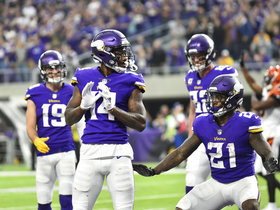 Schrager: Vikings' WRs Thielen and Diggs are the 'top duo in the league'