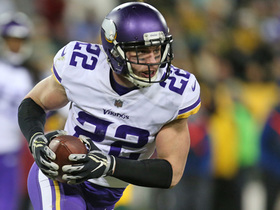 Harrison Smith comes up with big INT in red zone