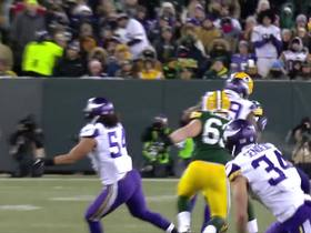 Jeff Janis' first catch of 2017 goes for key first down