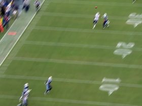 Rams' double fake punt attempt falls short