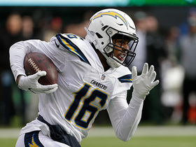 Philip Rivers fires to Tyrell Williams for 16 yards