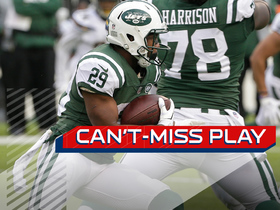 Can't-Miss Play: Bilal Powell takes the toss 57 yards to the HOUSE