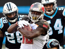 Martino makes Panthers defenders miss on way to 30-yard gain