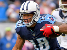 Rishard Matthews slips tackle for first down and more