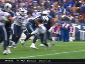 DeMarco Murray hesitates and punches in a touchdown