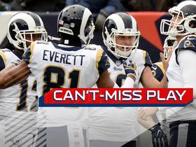 Can't-Miss Play: Cooper Kupp makes incredible catch in the corner for TD