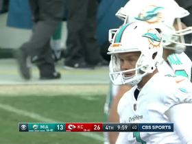Cody Parkey misses 48-yard field goal