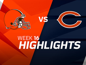 Browns vs. Bears highlights | Week 16