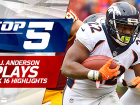 Top 5 C.J. Anderson plays | Week 16