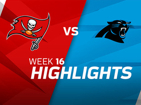 Buccaneers vs. Panthers highlights | Week 16