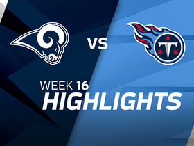 Rams vs. Titans highlights | Week 16