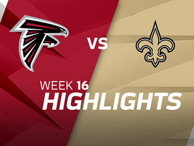 Falcons vs. Saints highlights | Week 16
