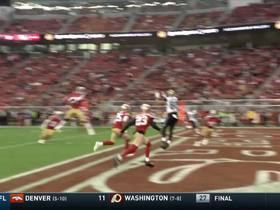 O'Shaughnessy's first career TD comes on perfect touch pass from Bortles