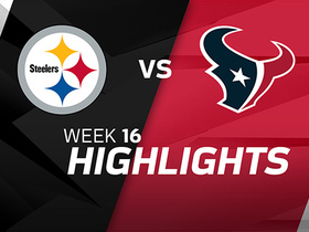Steelers vs. Texans highlights | Week 16