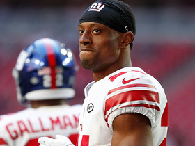 Will the Giants want Eli Apple back next season?