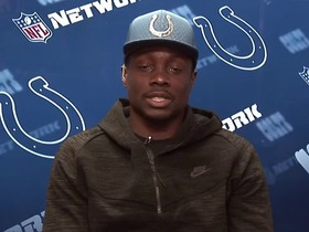 Darius Butler talks Walter Payton Man of the Year, Chuck Pagano