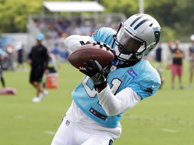 The Panthers backup who could be in for a big day vs. Falcons
