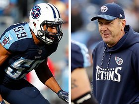 Woodyard: Mularkey changed the mentality of the Titans