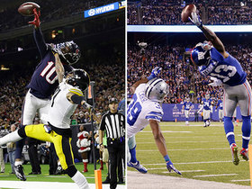 Was DeAndre Hopkins' catch better than OBJ's?