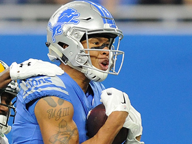 Matthew Stafford LAUNCHES to Marvin Jones for 56-yard gain