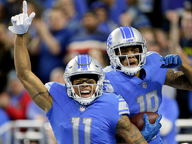 Golladay gets away from Clinton-Dix on HUGE 54-yard TD