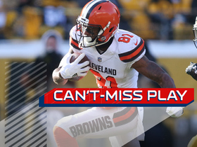 Can't-Miss Play: Higgins outruns EVERYONE on 56-yard TD