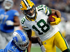 Brett Hundley, Randall Cobb turn fourth-and-5 into a TD