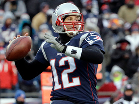 Tom Brady hits Brandin Cooks in stride for 37 yards