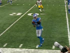 Darius Slay grabs INT to put game on ice