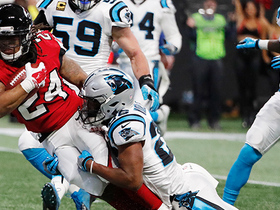 Devonta Freeman takes checkdown in for 19-yard TD