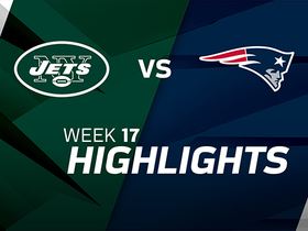 Jets vs. Patriots highlights | Week 17