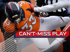Can't-Miss Play: Henderson shakes tacklers on 29-yard TD