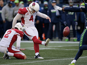 Phil Dawson hits 43-yard go-ahead field goal