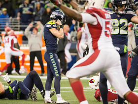 Seahawks' comeback comes up short on Blair Walsh missed FG