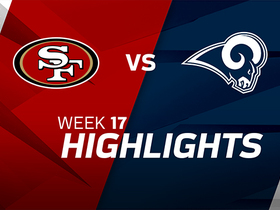 49ers vs. Rams highlights | Week 17