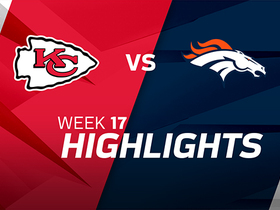 Chiefs vs. Broncos highlights | Week 17