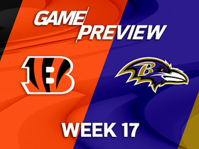 Bengals vs. Ravens highlights | Week 17