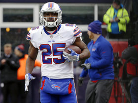 Rapoport: LeSean McCoy suffered sprained ankle on Sunday