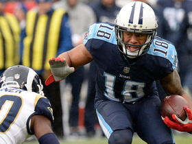 NFL-N-Motion: How Rishard Matthews wins with strength, physicality