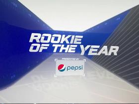 2017 Pepsi Rookie of the Year nominees