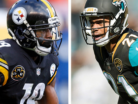 Who has the edge: Steelers WRs or Jaguars DBs?