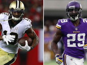 Michael Thomas vs. Xavier Rhodes: Who has the edge Sunday?