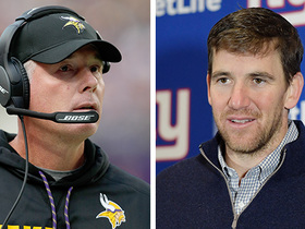 Kimberly Jones: Shurmur would be 'ushering in' post-Eli era if hired