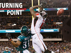 How Eagles' D predicted Falcons' fourth-down play call | 'NFL Turning Point'