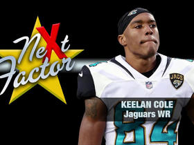 How Keelan Cole will be the 'next factor' in the AFC Championship Game